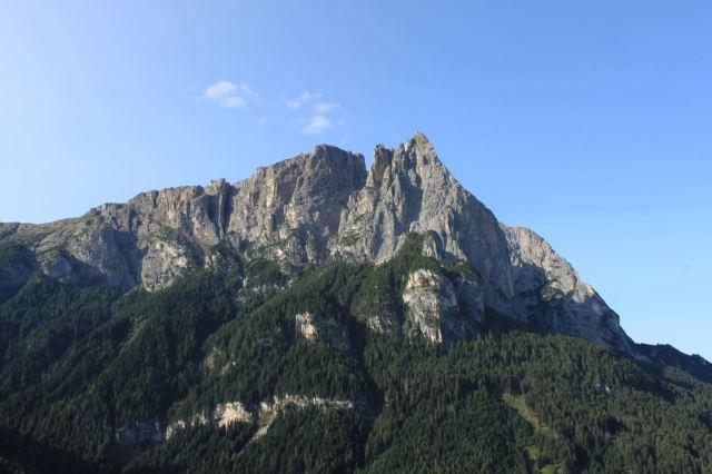 Lo sciliar-La Montagna